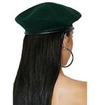 Берет KANGOL арт. 0248HT Wool Monty (зеленый)